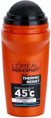 L'Oréal Paris Men Expert Thermic Resist Antitranspirant-Deoroller 1