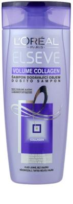L'Oréal Paris Elseve Volume Collagen Shampoo für mehr Volumen