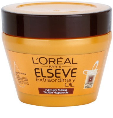 L'Oréal Paris Elseve Extraordinary Oil mascarilla para cabello seco