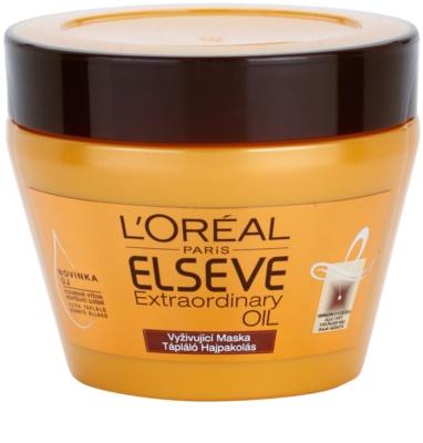 L'Oréal Paris Elseve Extraordinary Oil маска  за суха коса
