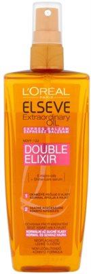 L'Oréal Paris Elseve Extraordinary Oil Expressbalsam Für normales bis trockenes Haar