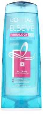 L'Oréal Paris Elseve Fibralogy Air balsam pentru volum