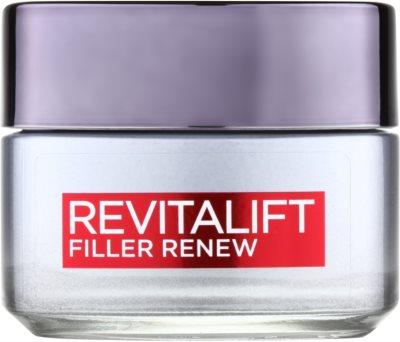 L'Oréal Paris Revitalift Filler Renew crema antiarrugas con ácido hialurónico
