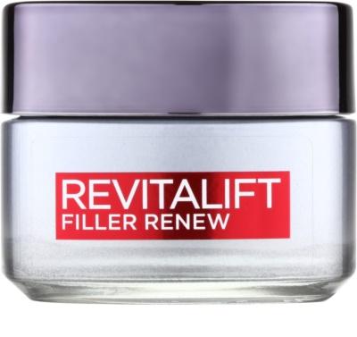 L'Oréal Paris Revitalift Filler Renew крем проти зморшок з гіалуроновою  кислотою