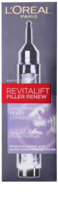 L'Oréal Paris Revitalift Filler Renew concentrado de ácido hialurónico para rellenar las arrugas 2