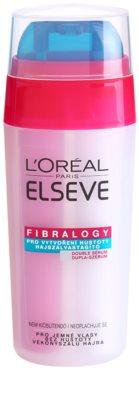 L'Oréal Paris Elseve Fibralogy ser pentru par 2 in 1