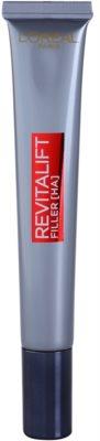 L'Oréal Paris Revitalift Filler крем для шкіри навколо очей проти глибоких  зморшок