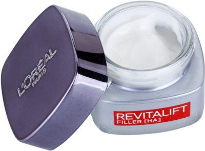 L'Oréal Paris Revitalift Filler crema de día antiarrugas con efecto relleno   antienvejecimiento 1