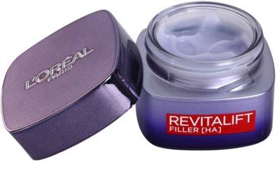L'Oréal Paris Revitalift Filler faltenfüllende Nachtcreme gegen die Alterung 1