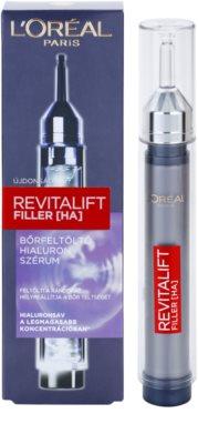 L'Oréal Paris Revitalift Filler vyplňující hyaluronové sérum 3