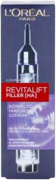 L'Oréal Paris Revitalift Filler vyplňující hyaluronové sérum 4