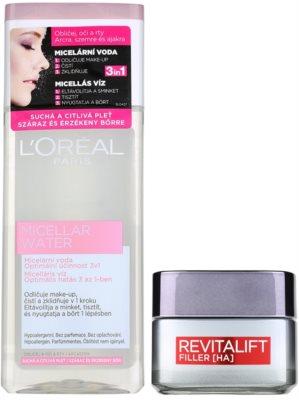 L'Oréal Paris Revitalift Filler козметичен пакет  I.
