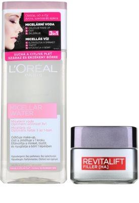 L'Oréal Paris Revitalift Filler kozmetični set I.