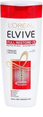 L'Oréal Paris Elvive Full Restore 5 шампоан  за увредена коса
