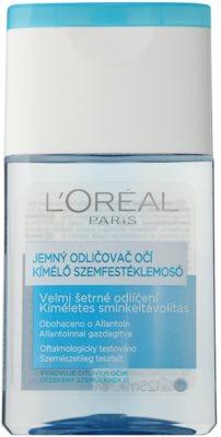 L'Oréal Paris Gentle płyn do demakijażu oczu
