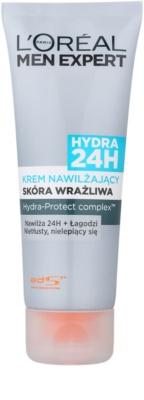 L'Oréal Paris Men Expert Hydra 24H hydratační krém pro citlivou pleť