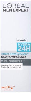 L'Oréal Paris Men Expert Hydra 24H hydratační krém pro citlivou pleť 2
