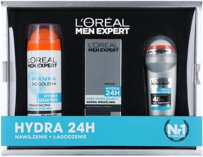 L'Oréal Paris Men Expert Hydra 24H Kosmetik-Set  I.