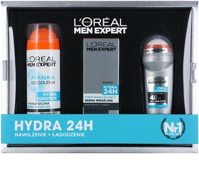 L'Oréal Paris Men Expert Hydra 24H lote cosmético I.