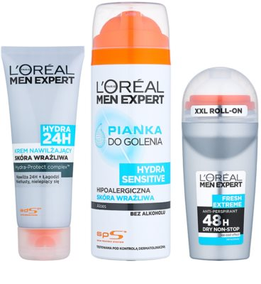 L'Oréal Paris Men Expert Hydra 24H козметичен пакет  I. 1