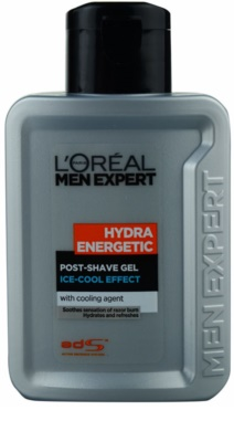 L'Oréal Paris Men Expert Hydra Energetic gel po holení