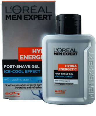 L'Oréal Paris Men Expert Hydra Energetic gel po holení 1