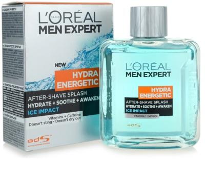 L'Oréal Paris Men Expert Hydra Energetic After Shave Water 1