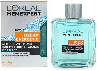 L'Oréal Paris Men Expert Hydra Energetic After Shave Water 2