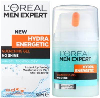 L'Oréal Paris Men Expert Hydra Energetic żel nawilżający przeciw oznakom zmęczenia 1