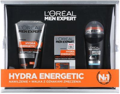 L'Oréal Paris Men Expert Hydra Energetic zestaw kosmetyków II.