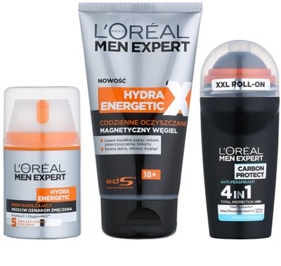 L'Oréal Paris Men Expert Hydra Energetic set cosmetice II. 1