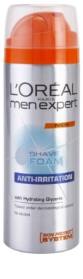 L'Oréal Paris Men Expert Hydra Energetic pena za britje za občutljivo kožo
