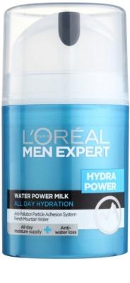 L'Oréal Paris Men Expert Hydra Power osvežilni vlažilni losjon za obraz