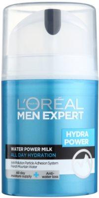 L'Oréal Paris Men Expert Hydra Power освіжаюче зволожуюче молочко для обличчя