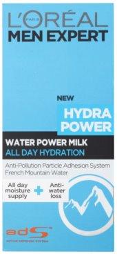 L'Oréal Paris Men Expert Hydra Power освіжаюче зволожуюче молочко для обличчя 2