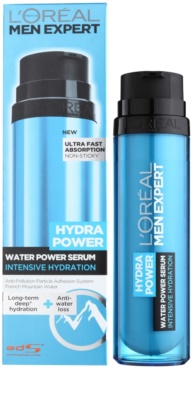 L'Oréal Paris Men Expert Hydra Power ser hidratant revigorant 1