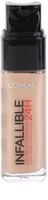 L'Oréal Paris Infallible base líquida duradoura