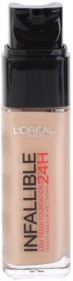 L'Oréal Paris Infallible długotrwały podkład w płynie