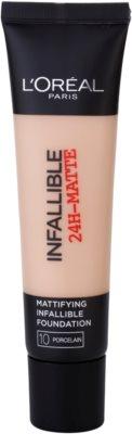 L'Oréal Paris Infallible mattierendes Make-up