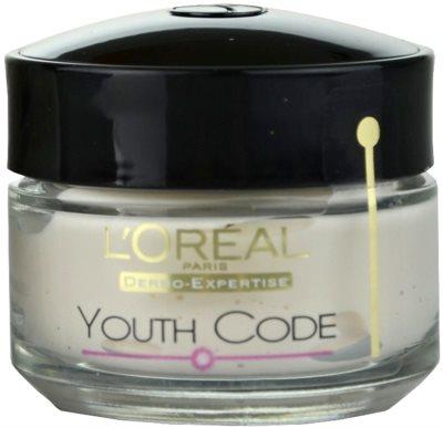 L'Oréal Paris Youth Code creme contorno de olhos antirrugas para todos os tipos de pele