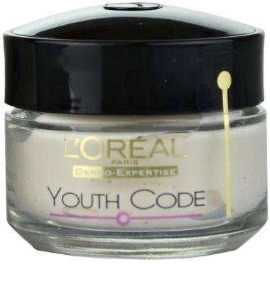 L'Oréal Paris Youth Code krema proti gubam za predel okoli oči za vse tipe kože