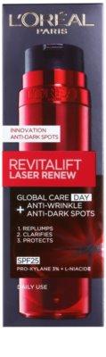 L'Oréal Paris Revitalift Laser Renew verfeinerndes Serum gegen Falten und dunkle Flecken 2