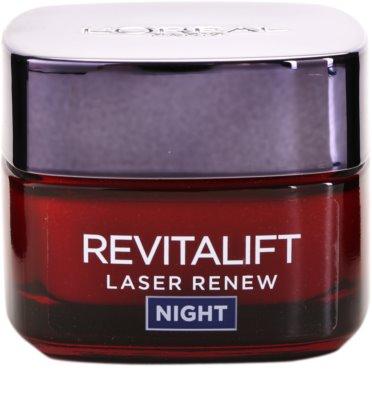 L'Oréal Paris Revitalift Laser Renew нічний крем проти старіння шкіри