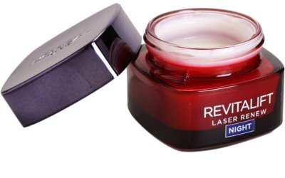 L'Oréal Paris Revitalift Laser Renew noční krém proti stárnutí pleti 2