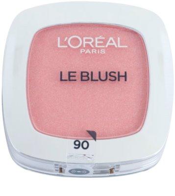 L'Oréal Paris Le Blush colorete
