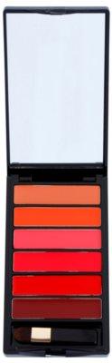 L'Oréal Paris Color Riche La Palette Glam Paleta de ruj cu oglinda si aplicator