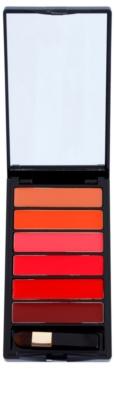 L'Oréal Paris Color Riche La Palette Glam Rúzs paletta tükörrel és aplikátorral