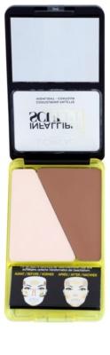 L'Oréal Paris Infallible Sculpt palete de cores para contorno de rosto