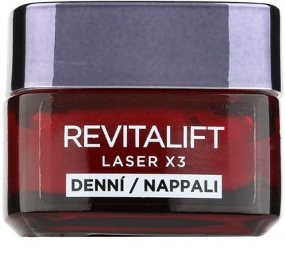 L'Oréal Paris Revitalift Laser X3 интензивна грижа против стареене на кожата