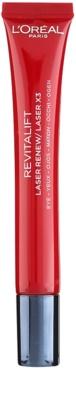 L'Oréal Paris Revitalift Laser X3 Augenpflege gegen Falten, Schwellungen und Augenringe